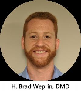 H. Brad Weprin, DMD